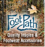 Foot Path - Quality Insoles & Footware Accessories