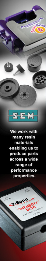 SEM Manufacturing - Private Labeling - Contract Molding